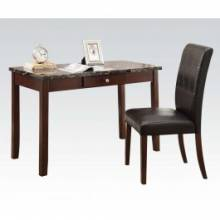 2PC PK DESK , CHAIR 92211