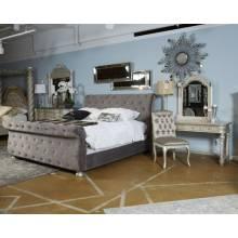 B750 Cassimore Cal King Upholstered Bed
