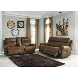 38400 Austere 2PC SETS Power Sofa + LOVE SEAT
