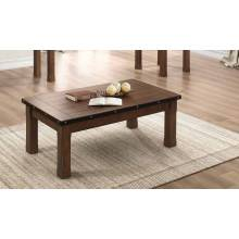SCHLEIGER Cocktail Table Brown