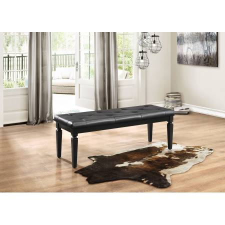 ALLURA Bench Black
