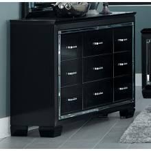 ALLURA Dresser Black