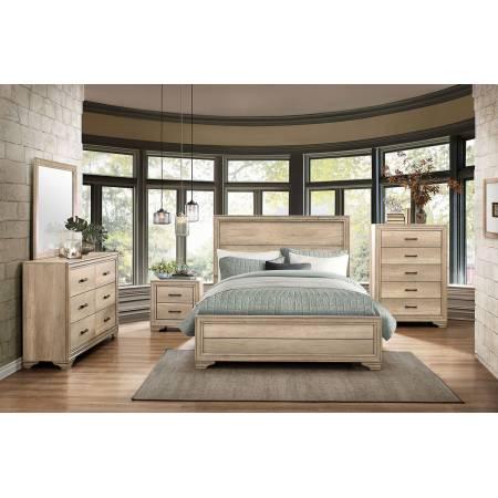 LONAN Group 4 Pc Bedroom set