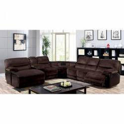 GLASGOW SECTIONAL Brown