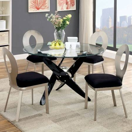 AERO ROUND TABLE Black