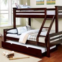 MARCIE Twin/Queen BUNK BED