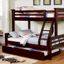 MARCIE Twin/Full BUNK BED