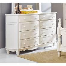 Clementine Dresser - White