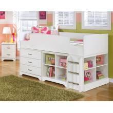 B102 Lulu Twin Loft Bed