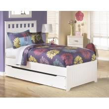 B102 Lulu Twin Panel Trundle Under BED
