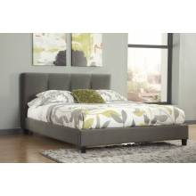 B702 Masterton King Upholstered BED