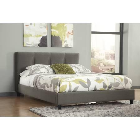 B702 Masterton King Upholstered BED