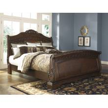 B553 North Shore Queen Sleigh BED