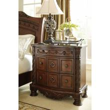 B553 North Shore Three Drawer Night Stand