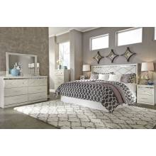 B351 Dreamur King/Cal King Panel Bedroom Sets 4 Piece