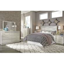 B351 Dreamur Queen Panel Bedroom Sets 4 Piece
