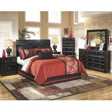 B271 Shay Two Drawer Night Stand