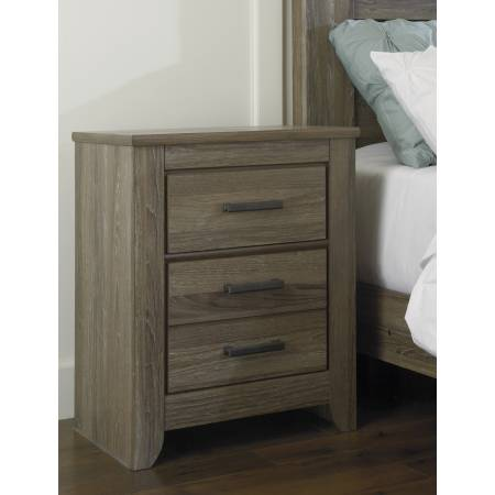 B248 Zelen Two Drawer Night Stand