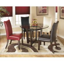 D357 Charrell Round Dining Room Table
