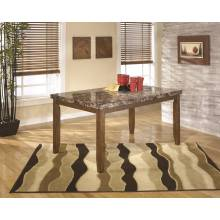 D328 Lacey Rectangular Dining Room Table
