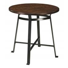 D307 Challiman Round Dining Room Bar Table