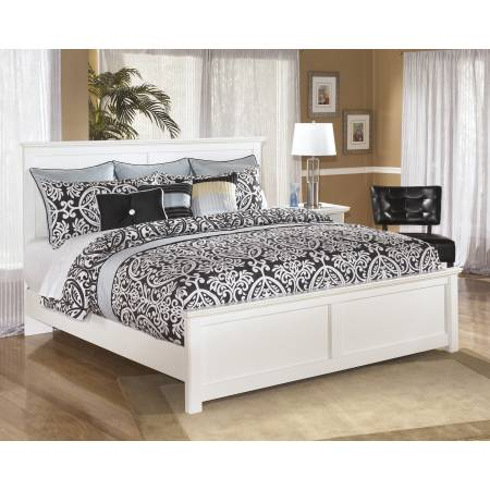 B139 Bostwick Shoals King Panel Bed