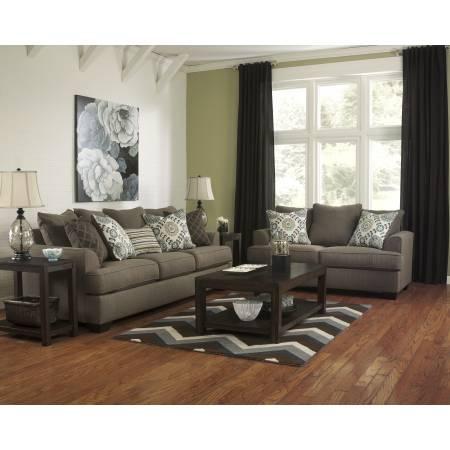 28800 Corley 2 pc Sofa + Loveseat
