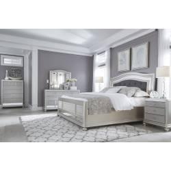 B650 Coralayne Queen Panel Bedroom Sets 4 Piece