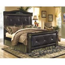 B175 Coal Creek King Mansion Bed