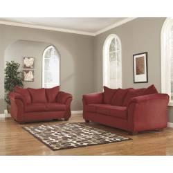 75001 Darcy 2PC Sets (Sofa + Loveseat)