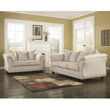 75000 Darcy 2PC Sets (Sofa + Loveseat)