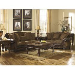 63100 Fresco DuraBlend® 2PC Sets (Sofa + Loveseat)