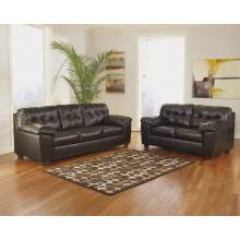 20101 Alliston DuraBlend® 2PC Sets (Sofa + Loveseat) Chocolate