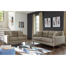 62802 Chento 2PC SETS Sofa And Loveseat