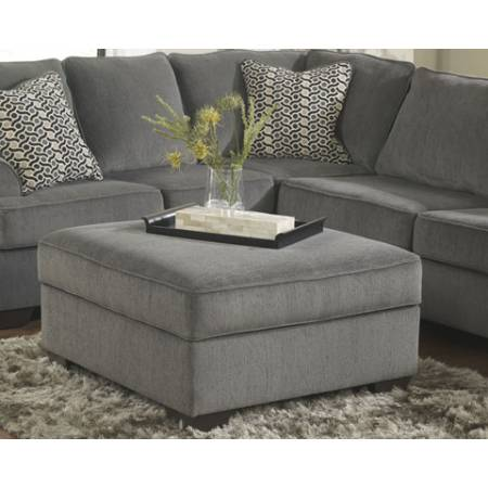12700 Loric Ottoman With Storage