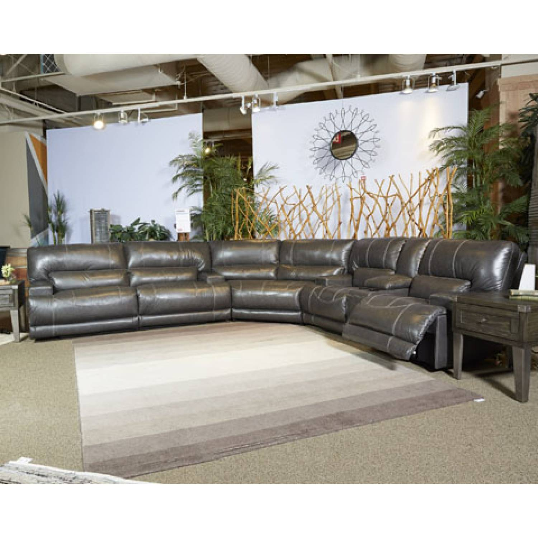 U60900 McCaskill 2 Seat Reclining Sofa