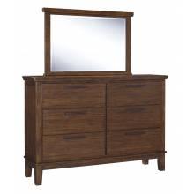 B594 Ralene Dresser + Bedroom Mirror