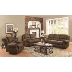 Sir Rawlinson Reclining Living Room Group
