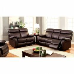 MYRTLE GROUP SOFA 2 Pc - Brown