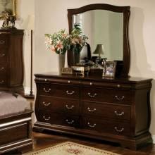 ESPERIA Dresser - Dark Walnut Finish