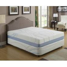 "CHARCOGEL Queen 12"" Gel and Charcoal Infused Memory Foam Mattress"
