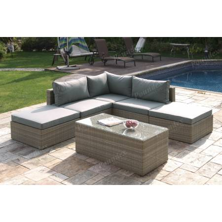 408 6-Pcs Outdoor Set