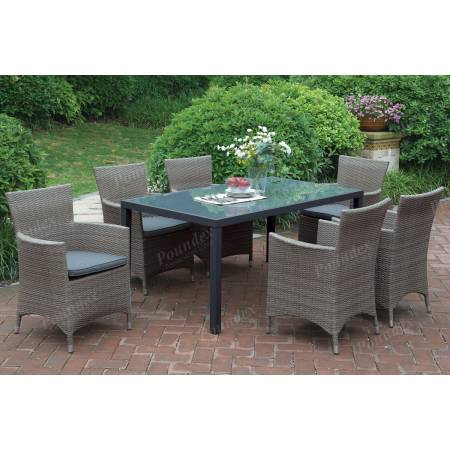 213 7-Pcs Outdoor Set