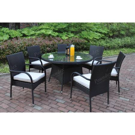 210 7-Pcs Outdoor Set