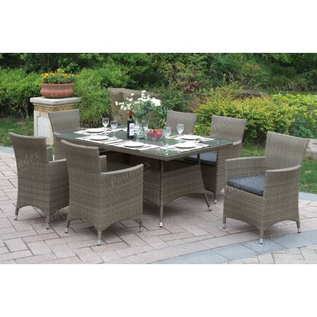 219 7-Pcs Outdoor Set