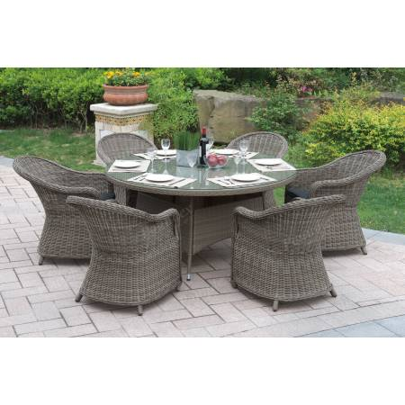 229 7-Pcs Outdoor Set