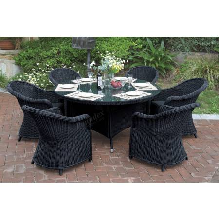 228 7-Pcs Outdoor Set