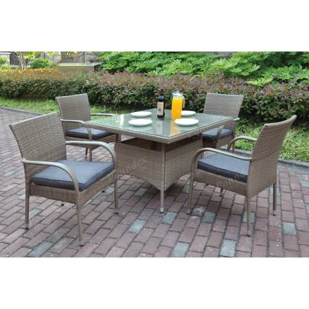 217 5-Pcs Outdoor Set
