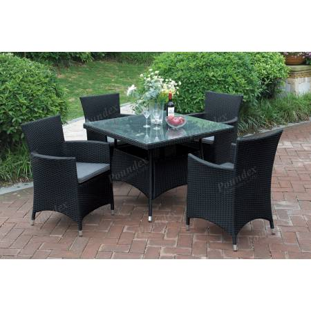 214 5-Pcs Outdoor Set
