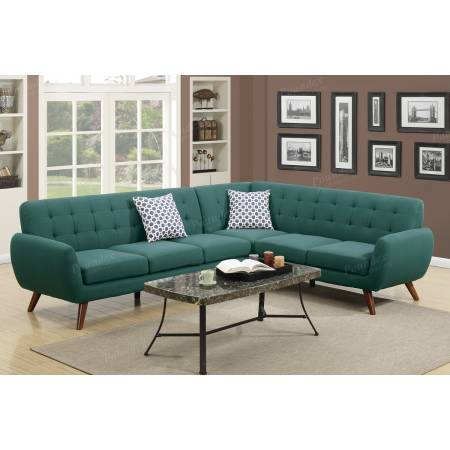 2-Pcs Sectional Sofa F6963